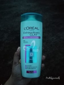 loreal clay shampoo