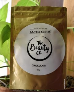 image of the beauty co scrub