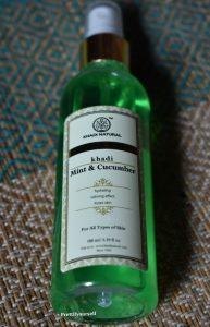 khadi face freshner