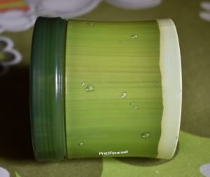 Container of the The Face Shop Damyang Bamboo Fresh Soothing Gel